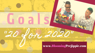 """20 for 2020"": Goals for the New Year"