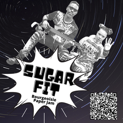 """Sugar Fit"" by Bourgeoisie Paper Jam"