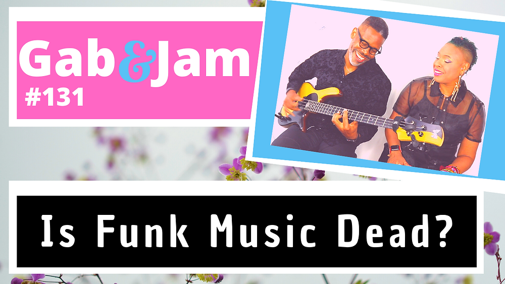 Is funk music dead?  --Blooming Prejippie Zine