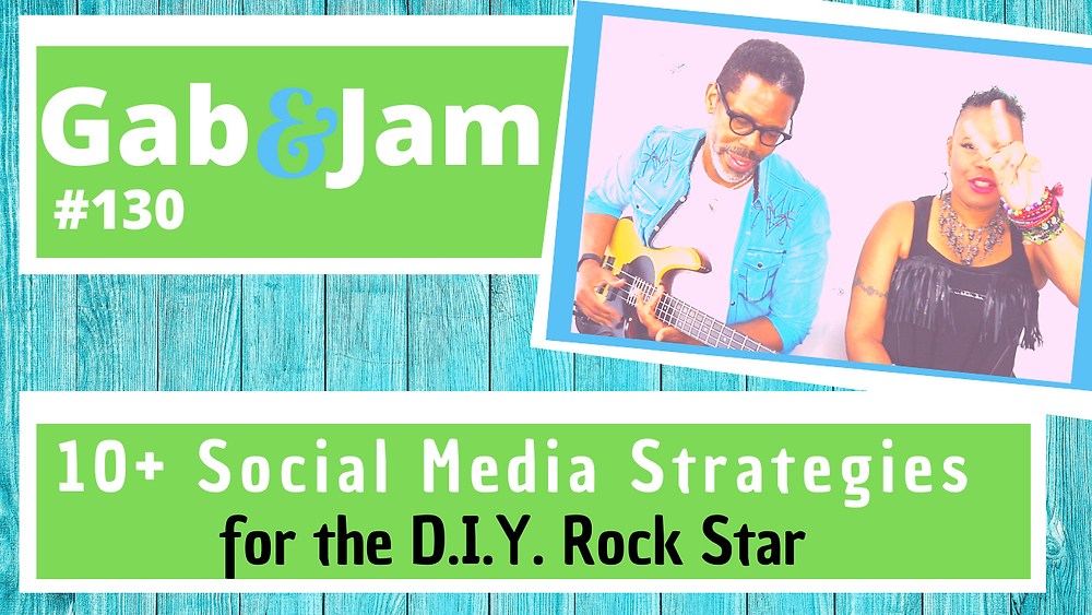 10+ Social Media Strategies for the D.I.Y. Rock Star --Blooming Prejippie