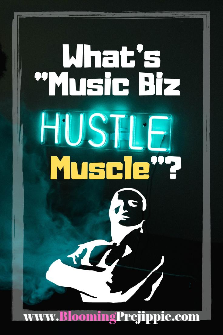 Hustle for Musicians  --Blooming Prejippie Zine