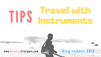 Tips for Traveling with Instruments (for the D.I.Y. Rock Star)