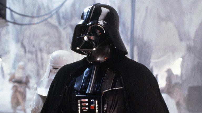 Darth Vader  --Blooming Prejippie