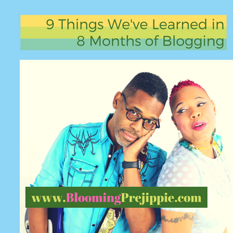 9 Things We've Learned in 8 Months of Blogging