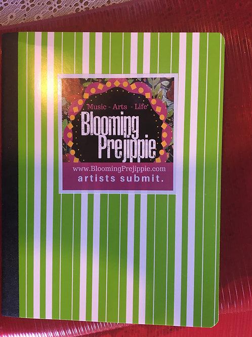 Blooming Prejippie Notebook