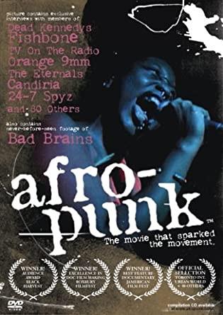 Afropunk Movie --Blooming Prejippie Zine
