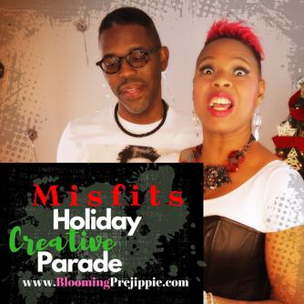 Misfits Holiday Creative Parade 2017