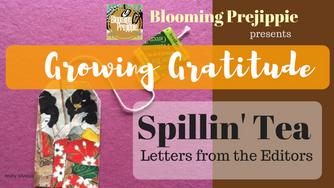 Spillin' Tea (November 2017)