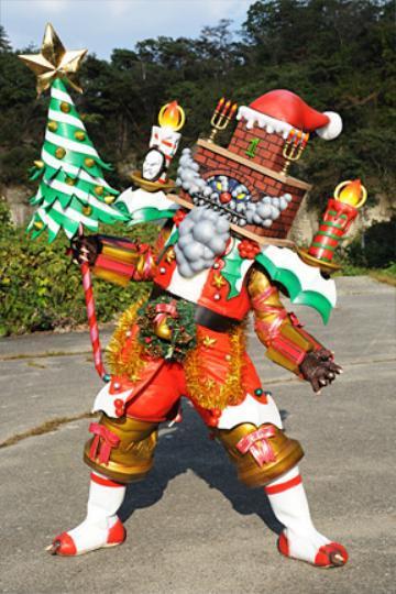 Sentai Christmas