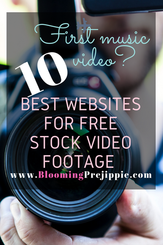 First Music Video?  10 Best Websites for Free Stock Video Footage