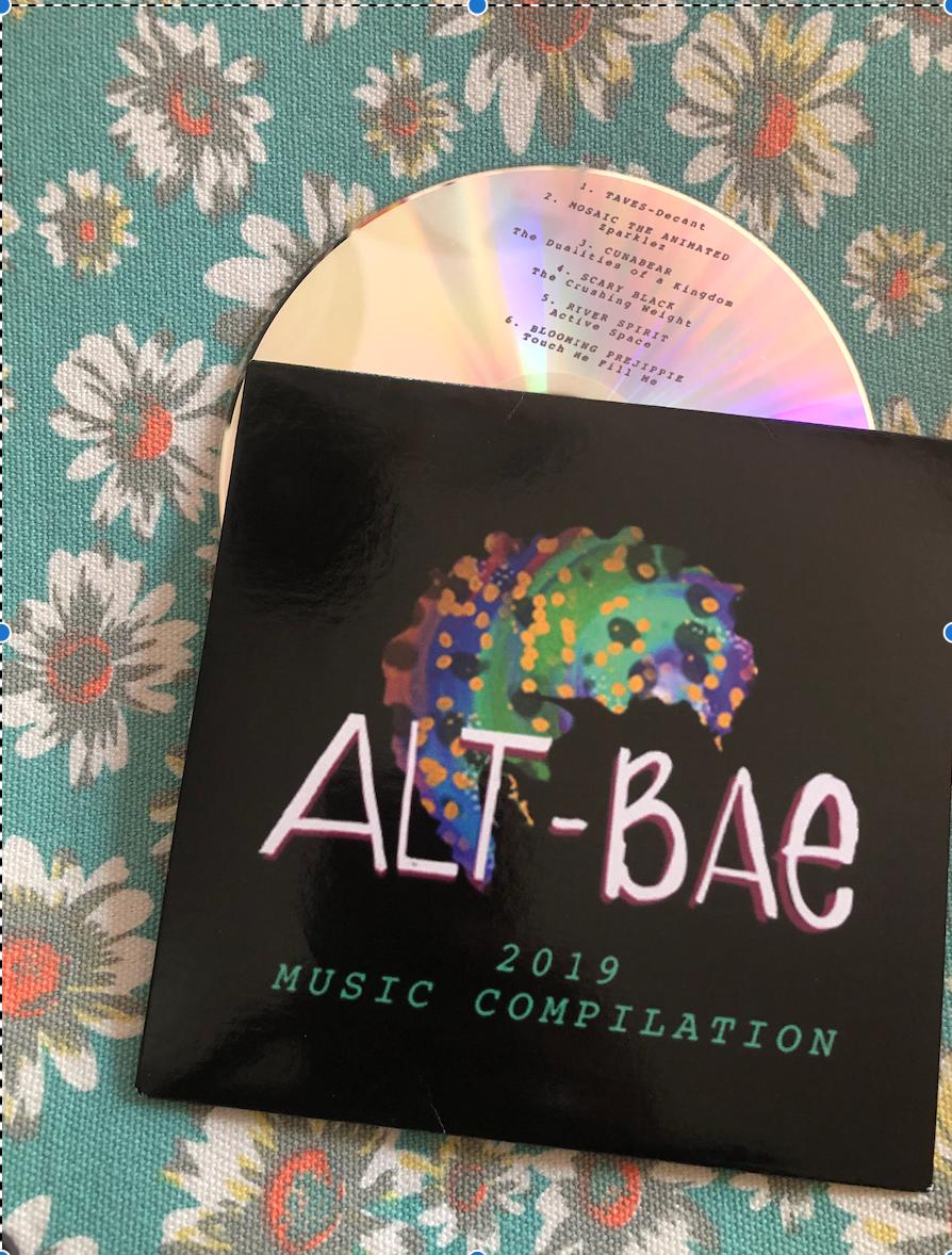 Alt-Bae 2019 Compilation CD --Blooming Prejippie