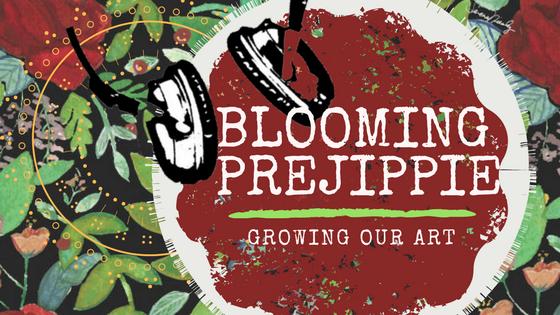 First Logo  --Blooming Prejippie