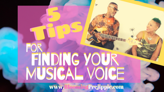 5 Tips for Finding Your Creative, Musical Voice