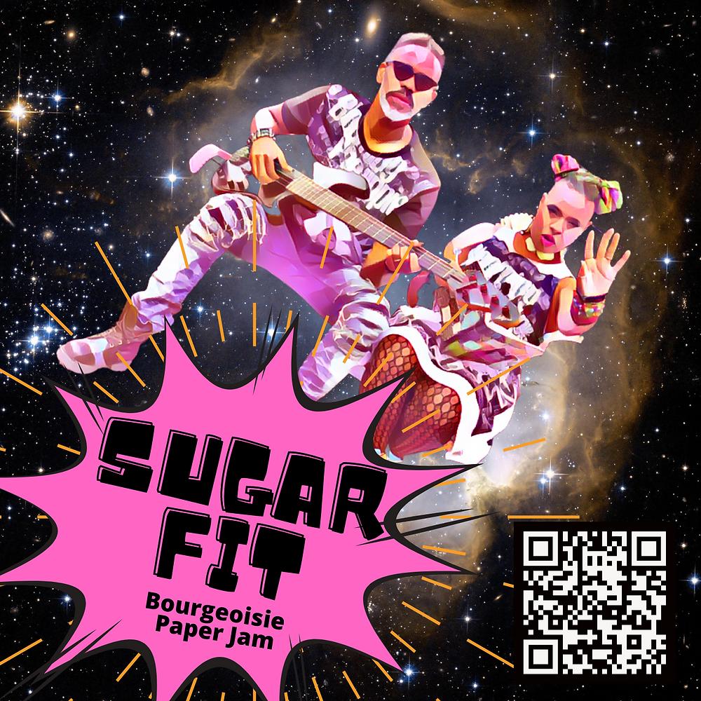 Sugar Fit --Bourgeoisie Paper Jam