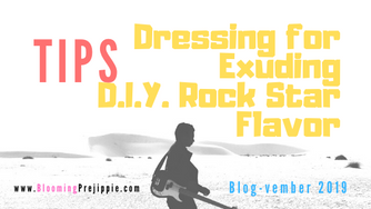 Tips for Dressing (for the D.I.Y. Rock Star)