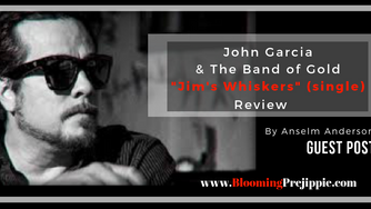 "John Garcia & The Band of God's ""Jim's Whiskey"" (single) REVIEW:  Guest Post"