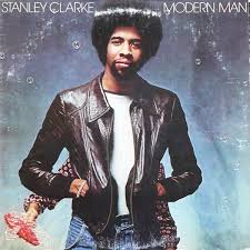 3B modern man stanley clarke album cover