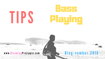 Tips for Bass Playing (for the D.I.Y. Rock Star)