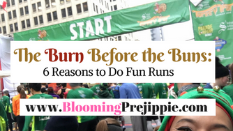 The Burn Before the Buns:  6 Reasons to Do the Thanksgiving Turkey Trot