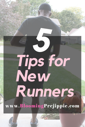 5 Tips for New Runners:  Blog-vember 2018