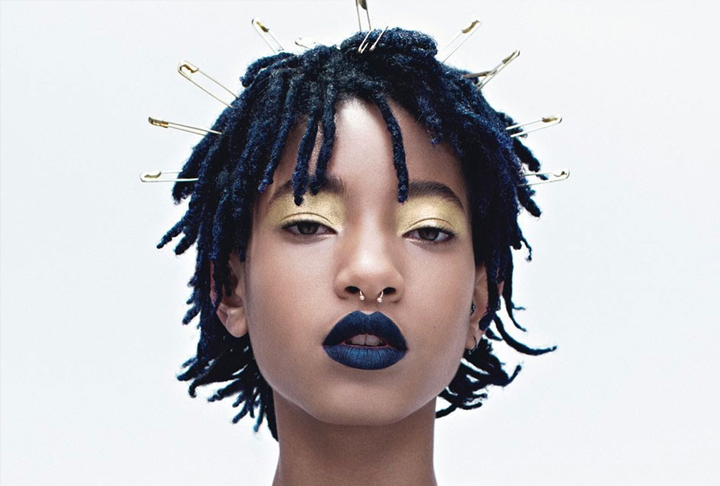 Willow Smith --Blooming Prejippie