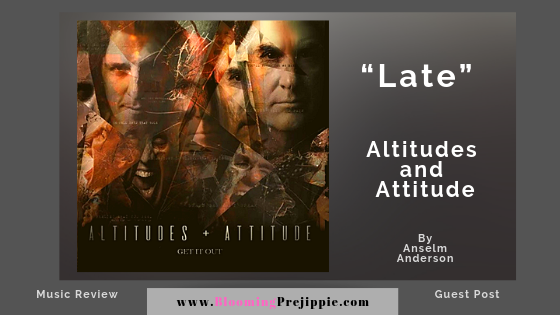 Altitudes and Attitude Review Guest Post --Blooming Prejippie