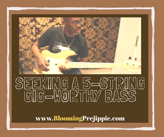 In Search of a 5-String Gig-Worthy Bass: Chicago Music Exchange 2018