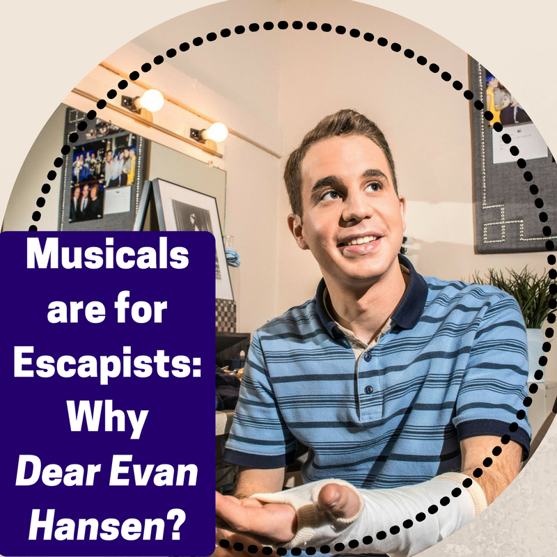 Dear Evan Hansen  --Blooming Prejippie Zine
