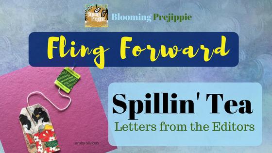 Spillin' Tea 5 --Blooming Prejippie