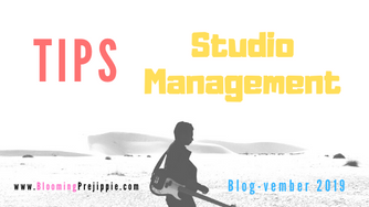 Tips for Studio Management (for the D.I.Y. Rock Star)