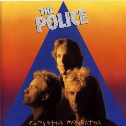 8B zenyatta mondatta police album cover.