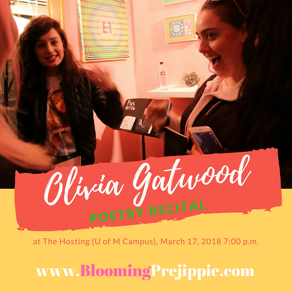 Olivia Gatwood Review --Blooming Prejippie Zine