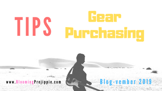Tips for Purchasing Gear (for the D.I.Y. Rock Star)