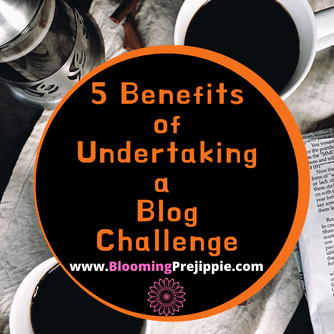 5 Benefits of Undertaking a Blog Challenge
