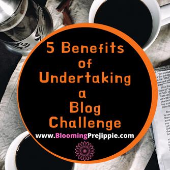 5 Benefits of Undertaking a Blog Challenge
