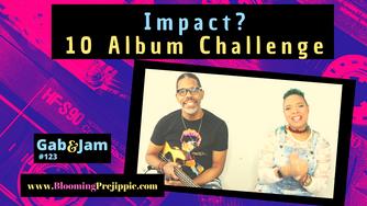 Top 10 Albums Impact Challenge
