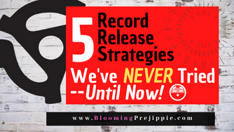 5 Record Release Strategies We've NEVER Tried–Until Now...😳