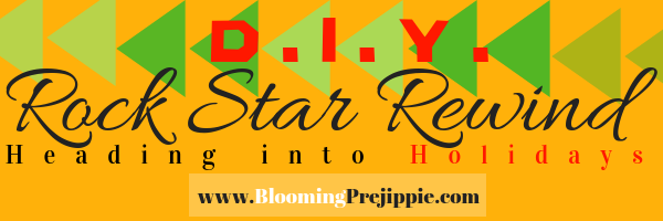 Rock Star Rewind December 2018  --Blooming Prejippie Zine