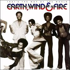 6B earth wind and fire that's the way of