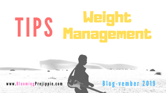Tips for Weight Management (for the D.I.Y. Rock Star)