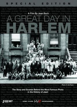 A Great Day in Harlem Documentary  --Blooming Prejippie Zine