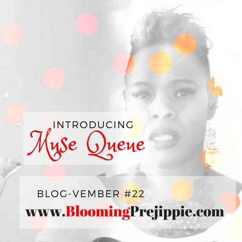 Blog-vember Day 22  --Blooming Prejippie Zine