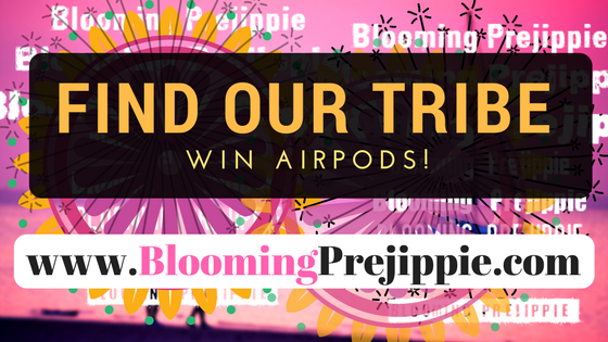 Win Airpods!  --Blooming Prejippie