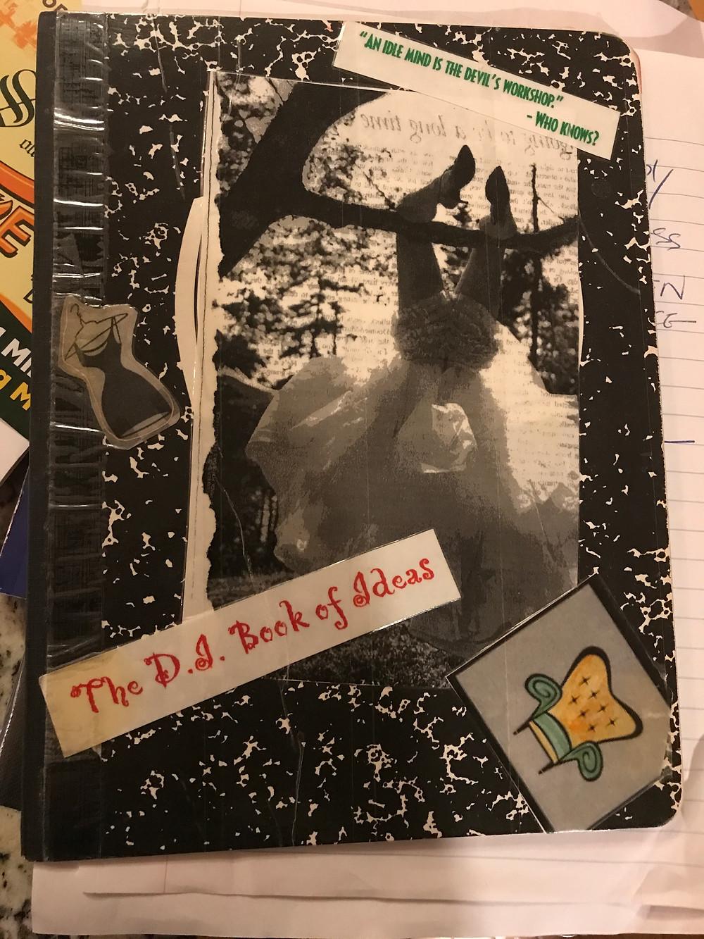 Favorite Journal  --Blooming Prejippie Zine
