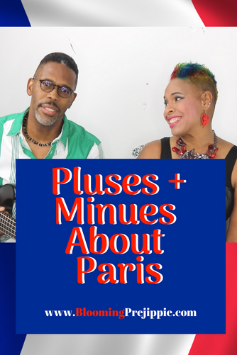 Gab & Jam Episode 6:  Paris Pluses and Minuses