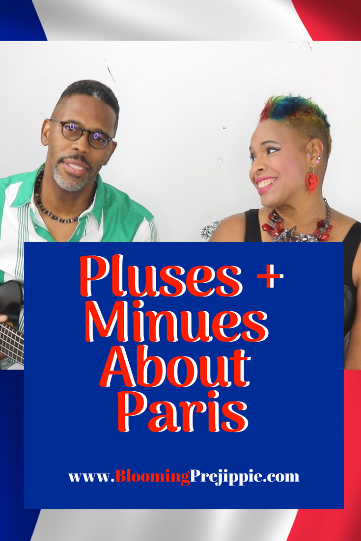 Prejippies' Paris Preview Gab & Jam Episode 6  --Blooming Prejippie Zine