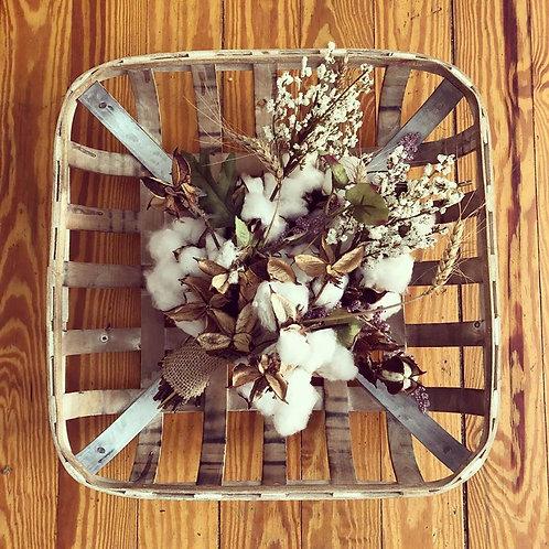Cotton & Floral Bouquet