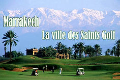 faire du tourisme et jouer du golf a marrakech
