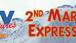 2CV Marrakech Express Rally