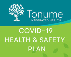 Tonume's COVID-19 Health and Safety Plan